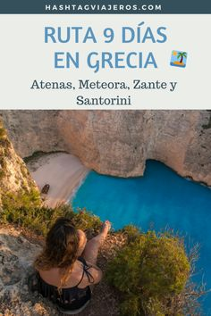 Ruta 9 días en Grecia: Atenas, Meteora, Santorini y Zante Travel Around The World, Around The Worlds, Places To Travel, Places To Visit, Travel And Leisure, Travel Blog, Travel Tips, Santorini Greece, Greece Travel