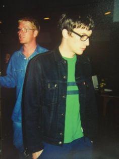 Graham Coxon with Smoggy