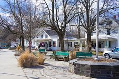 Woodstock, NY Village Green   The Place to be! Artists, musicians, actors, actresses and the rich and famous love the Catskill's! Why aren't you here? Get your own! Call Upstate NY & Catskill's Real Estate & Land Expert. Kellie Place at Century 21 ~ 607-434-5263  www.century21upstatenewyork.com