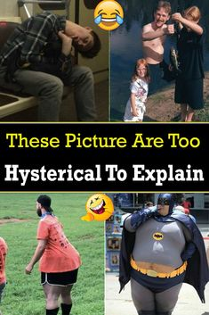 These Picture Are Too Hysterical To Explain Funny Jokes, Hilarious, Funny Pics, Picture Story, Weird Stories, Weird Pictures, Herschel Heritage Backpack, Scary Stuff, Funny Stuff