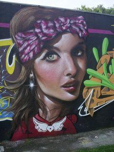 SIPROS_Graffiti from Sao Paulo, Brazil.
