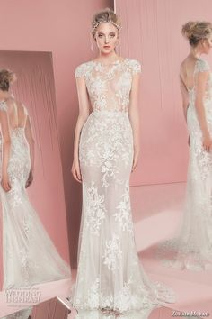 Browse photos of Zuhair Murad wedding dresses from the Spring 2016 collection. View wedding dress photos by Zuhair Murad. Zuhair Murad Mariage, Zuhair Murad Bridal, Zuhair Murad Dresses, 2016 Wedding Dresses, Wedding Attire, Bridal Dresses, Wedding Gowns, Bridesmaid Dresses, Dresses 2016