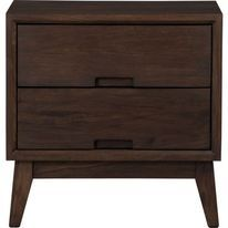 Steppe Nightstand- Crate and Barrel