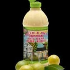 This is not my recipe, but had to share!! It is THE BEST key lime pie I've ever had! The recipe can be found at www.keylimejuice.com. Hope you enjoy it as much as we do!!!   The photo is a stock photo of Nellie & Joe's Key Lime Juice...I thought they deserved the credit, besides....our pie was gone before I could get a picture! lol