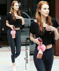 Take a look at the best celebrity gym style in the photos below and get ideas for your outfits! Gym Style What Alexa Chung, Diane Kruger & More Are Wearing via Image source Turkish Fashion, Turkish Beauty, Classy Outfits, Cool Outfits, Fashion Outfits, Photos Des Stars, Pretty Redhead, Elcin Sangu, Prettiest Actresses