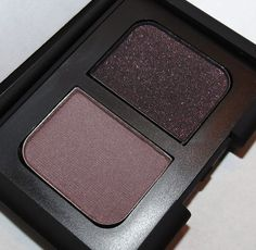 NARS 413 Blkr Duo Eyeshadow - FASHION'S NIGHT OUT - Click through for Swatches, Review & EOTD!