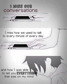 Reading old conversations...
