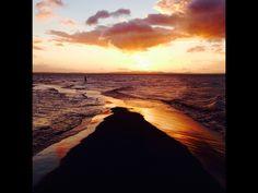 Uno dei #tramonti che preferisco, #romantico e #colorato, nella splendida #isola del #Nicaragua: #Ometepe