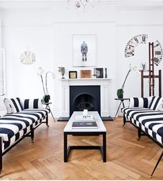 An art-filled, contemporary four-bedroom house in Knightsbridge near Hyde Park and London's best museums.