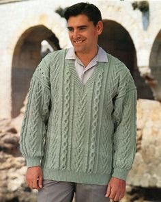 4180e90ab53f 397 Best Vintage Mens knitting patterns   Mens Knit Patterns images ...