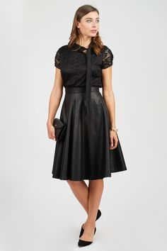 Black lace dress with sleeves accessories unlimited
