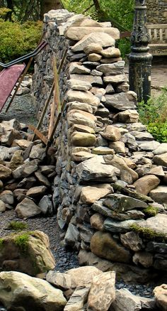 Posts about Dry Stone Walling written by gardnslave Dry Stack Stone, Stacked Stone Walls, Dry Stone, Garden Retaining Wall, Retaining Walls, Stone Driveway, Wall Writing, Brickwork, Stone Work