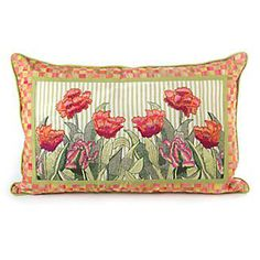 Tulip Lumbar Pillow