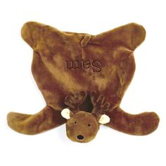 Personalized flatobearius cozy by north american bear co baby personalized flatodeer cozy by north american bear co babygifts negle Images