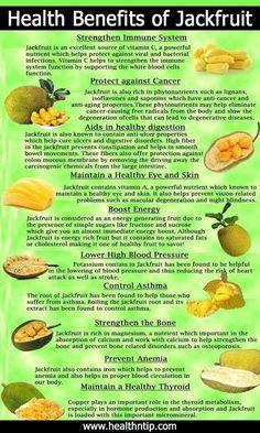 Jackfruit Nutritional Values and Health Benefits   Health Pedia