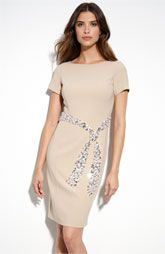 St. John Collection Marocain Crepe Dress  CAD 1408.47