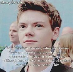 Thomas Brodie Sangster facts