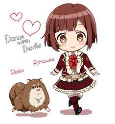 9610 (artist), Dance with Devils, Tachibana Ritsuka, Roen, Dog, Walking