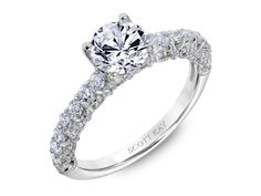 See why Scott Kay is known as the foremost authority in fashion and bridal jewelry today with stunning Scott Kay engagement rings and wedding band designs at Bridal Rings in Los Angeles. Wedding Rings Vintage, Diamond Wedding Rings, Halo Diamond, Diamond Engagement Rings, Wedding Bands, Wedding Shoes, Dream Wedding, Wedding Dresses, Scott Kay