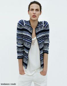 Photos Zara - Lookbook Juin 2012 (P2) - Tendances de Mode