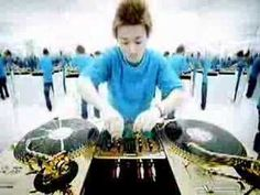 Awesome Japanese Dj