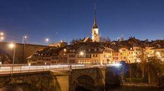 La beauté de la ville de Berne en time lapse | Video here : http://alexblog.fr/video-time-lapse-berne-45441/