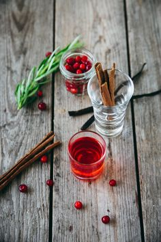 The The Lingonberry Forest Liqueur | Cocktails Adagio by The Adagio Blog