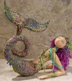 If you need an excuse to craft up a super fun mermaid doll, then you need to head over to Doll Street and check out their Doll Street Challenge! To enter, all you need to do is craft up a doll, eit…