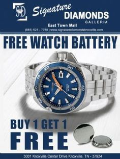 #free #watch #battery