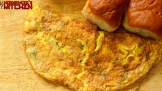 Had to make one of my favourite egg dishes, the masala omelet. Anyone who has ever done an overnight journey on the Indian railways will definitely be familiar with the masala omelet served for breakfast, if not the taste, definitely the smell of it being freshly prepared at the railway station or the vendors shouting loudly 'bolo masala omelet, bolo omelet pav'. It's just one of those nostalgia trips. That's pretty much what I think about when I eat a masala omelet. They are cooked in a…
