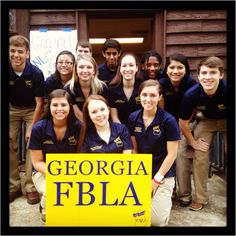 Georgia FBLA - Leadership by Design