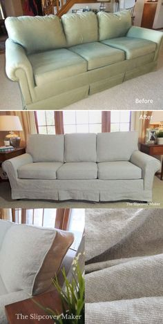 Fine Quincy Cottage Summer Look White Slipcovers Home Decor Uwap Interior Chair Design Uwaporg