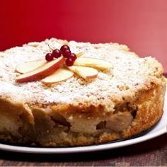 Aprenda a fazer o bolo de maçã fofinho e funcional - Foto: Getty Images