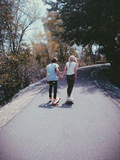 #Love_in_longboard