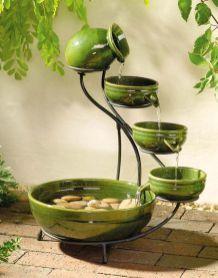 Zen Water Fountain Ideas For Garden Landscaping 15