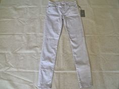 7 SEVEN FOR ALL MANKIND LIL THE SKINNY WOMEN'S JEANS SIZE 27