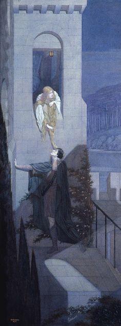 Sidney Harold Meteyard: Rapunzel