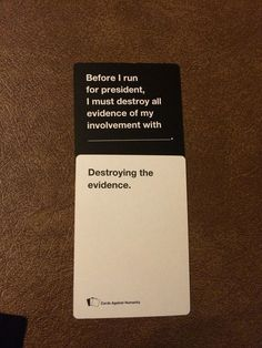 """And prepared you for office. 
