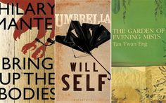 Any of the Man Booker Prize shortlist novels
