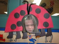 The Grouchy Lady Bug, by Eric Carle...and other insect ideas and printables