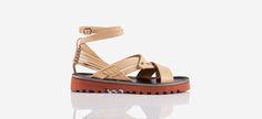''Canggu'' limited summer sandal with Vibram sole
