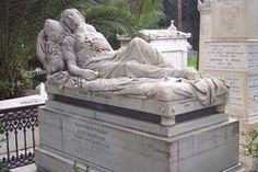 Grave of Sophia K. Afentakis Birth: 1860 Death: Dec. 17, 1878 This girl died at the age of eighteen, but little else seems to be known about her. The sculpture is by Giannoulis Halepis (1851-1938), one of Greece's most famous sculptors. Every day, a flower is placed in her right hand.)