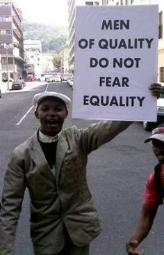 not just for blacks but for all people of every race, gender, creed or sexuality.