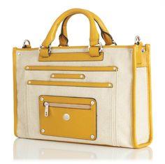 Best tech accessories: Knomo Linen Laptop Bag