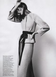 Drake Burnette by Josh Olins for Vogue UK