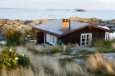 Klovharu island, where Tove Jansson and her partner Tooti spent their summers.