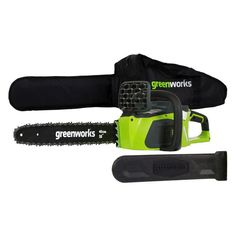 Greenworks G-MAX 16 in. DigiPro Chainsaw - 203