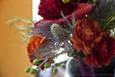 www.meghanbob.blogspot.com  loved this simple homemade bouquet