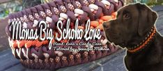 Monas Big Schoko Love | Swiss Paracord