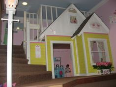 Little Girls' Cottage - Girls' Room Designs - Decorating Ideas - HGTV Rate My Space